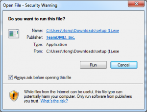 openfilesecuritywarning